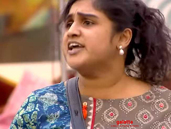 Hot: Fight breaks out between Vanitha and Kasthuri - new Bigg Boss promo