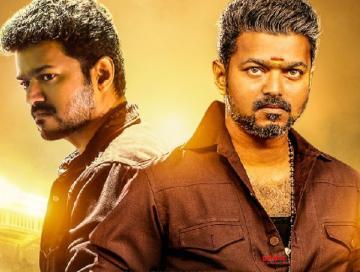 Bigil Telugu version Whistle becomes highest day 1 grosser in AP - Tamil Movie Cinema News