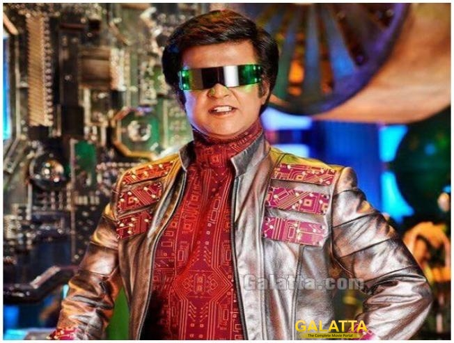 Exclusive : Rajnikanth's 2.0 Teaser Release Date!