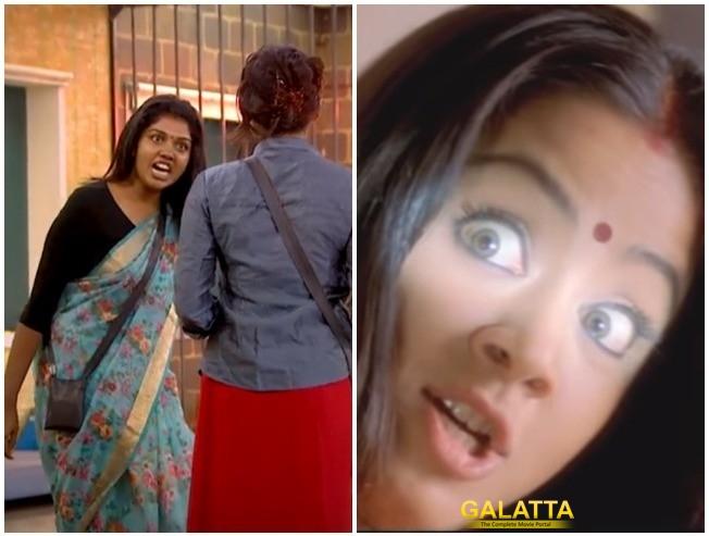 Bigg Boss Tamil Promo 24 September Riythvika As Jyothika Chandramukhi