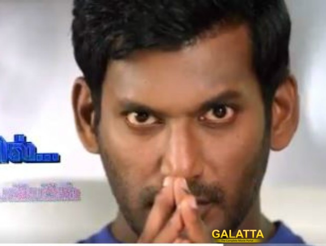 Vishal TV Show Host Sun TV Reality Show Debate Promo