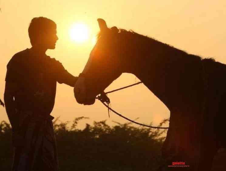 Dhanush shares Karnan shooting update second schedule wrapped - Tamil Movie Cinema News
