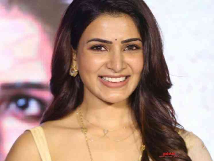 Samantha reacts to Jaanu's failure at the box office | emotional statement - Tamil Cinema News