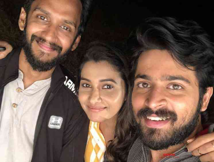 Harish Kalyan Priya Bhavanishankar film shooting wrapped up - Tamil Movie Cinema News
