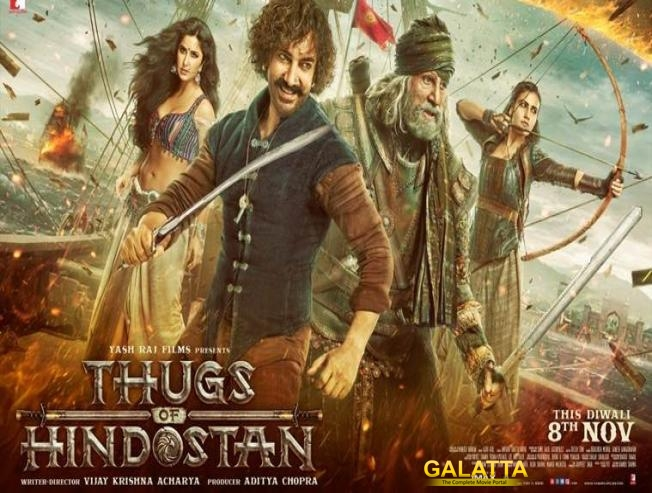 Exclusive:  Thugs Of Hindostan Runtime Revealed !