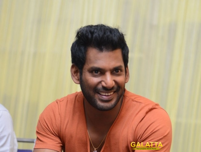 Vishal Changed This Tradition in the Producers' Council