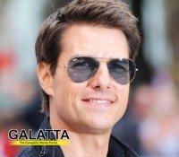 Tom Cruise on a lookout for a house in London!