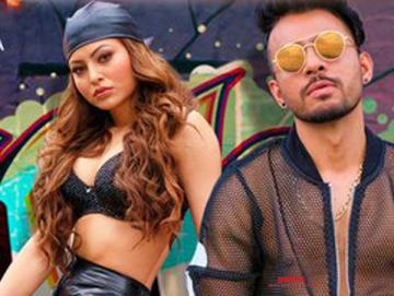 VIRAL: Urvashi Rautela's New Party Song Is Here!