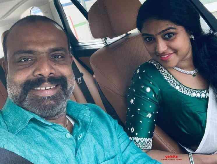 Malayalam actor Chemban Vinod Jose gets married to Mariam Thomas - Tamil Movie Cinema News