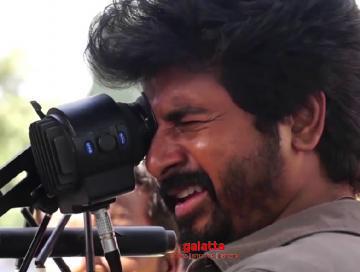 Sivakarthikeyan Hero Making Video Glimpse PS Mithran Kalyani - Tamil Movie Cinema News
