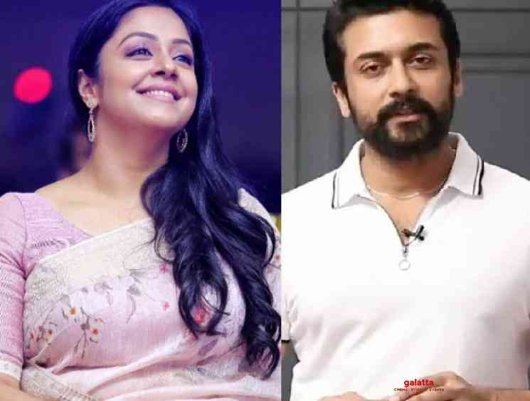 Suriya official statement on Jyotika latest speech controversy - Tamil Movie Cinema News