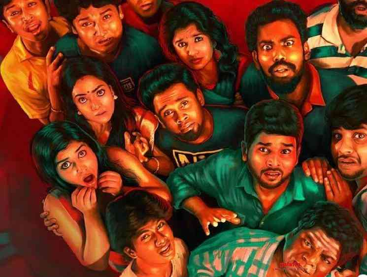 Odavum Mudiyadhu Oliyavum Mudiyadhu Title Track ft Hiphop Adhi - Tamil Movie Cinema News