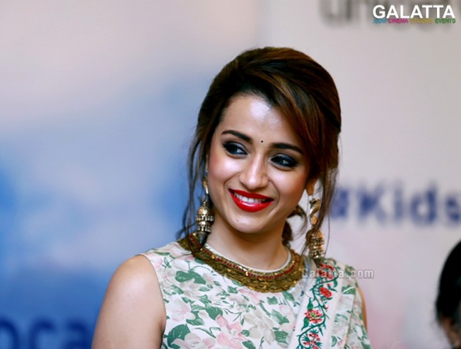 Trisha Performs Risky Stunts In Mohini Trisha Krishnan Jackky Bhagnani