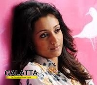 Trisha to turn village belle for Jai and Thiru!