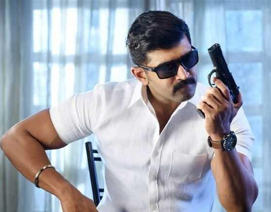 Arun Vijay Movie With Karthick Naren Titled Mafia Prasanna Lyca Production
