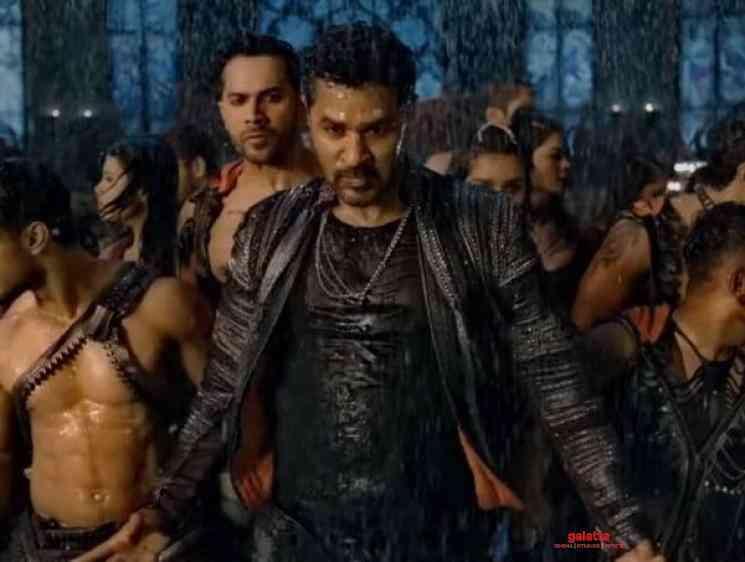 Bezubaan Kab Se Video Song Street Dancer 3D Varun Prabhu Deva - Telugu Movie Cinema News