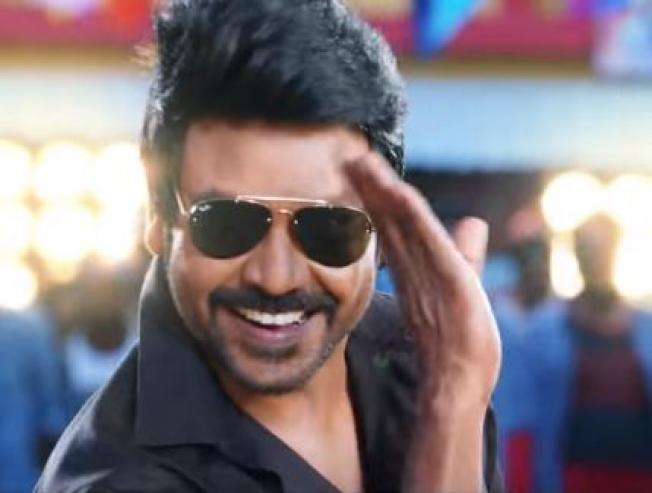 Nanbanukku Koila Kattu Official Video Song Kanchana 3 Raghava Lawrence Sun Pictures