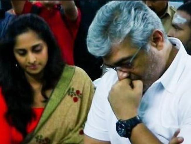 Actor Ajith Cast Vote In Chennai Video Lok Sabha Election 2019 Tamil Nadu