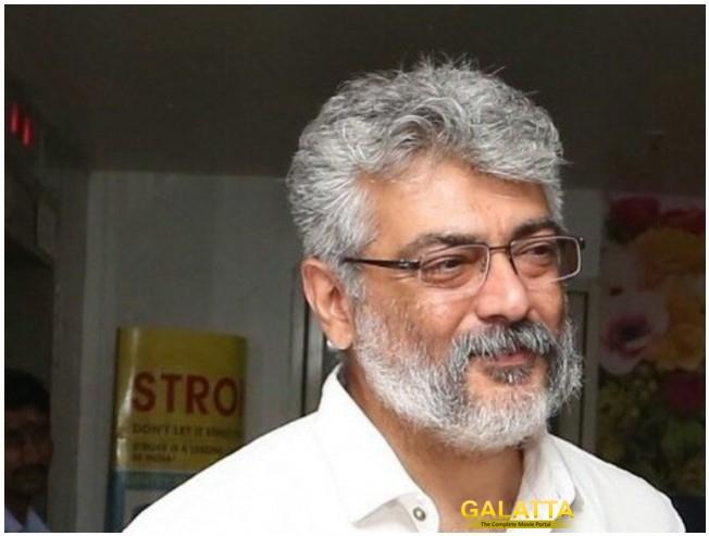 Thala Ajith Viswasam New Schedule Begins At Ramoji Film City At Hyderabad