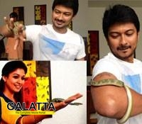 Snake Babu on Idhu Kathirvelan Kadhal sets!