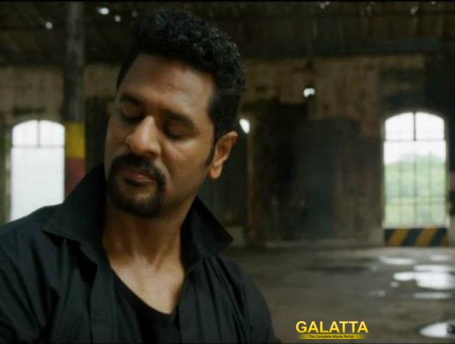 Prabhu Deva and Aishwarya Rajesh starrer Lakshmi sneak peek is out