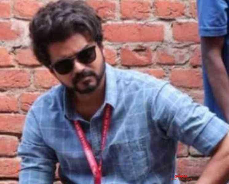 தளபதி 64 இரண்டாம் லுக் போஸ்டர் பற்றிய சிறப்பு தகவல் ! விவரம் உள்ளே- Latest Tamil Cinema News