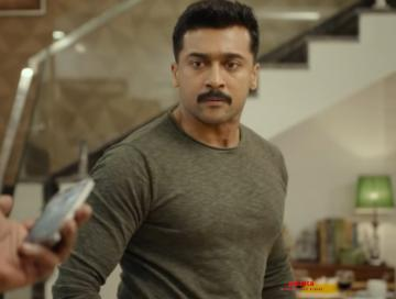 Suriya's Kaappaan brand new trailer is here - don't miss it!