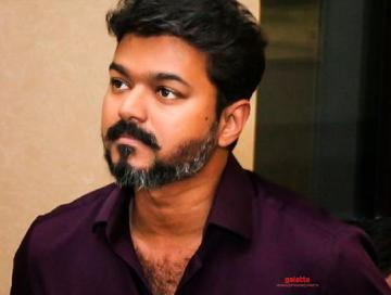 Thalapathy Vijay's breaking decision after Subashri Death - No banners or cut outs for Bigil