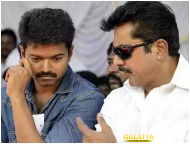 Sarkar Controversy: 'Thalapathy' Vijay Gets Support From Sarath Kumar