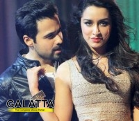 Shraddha glams up for a��Dance Basantia�™