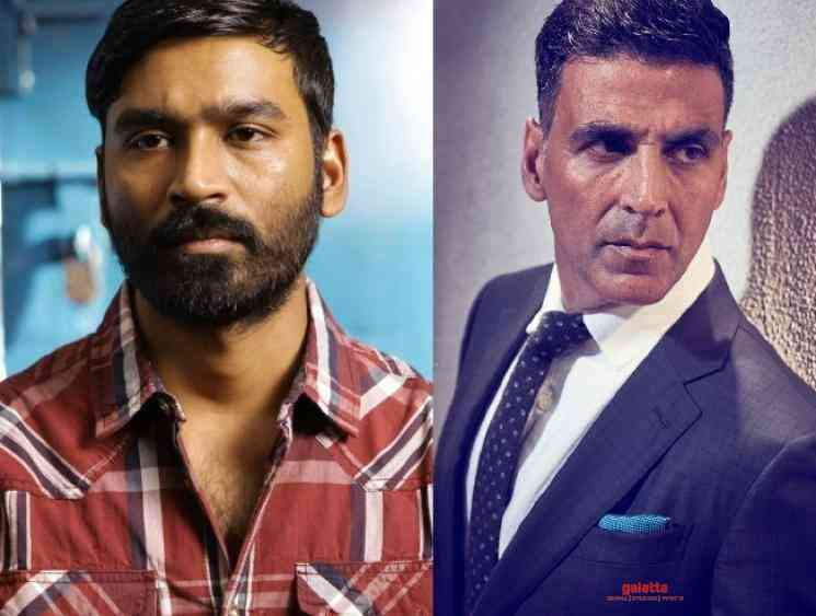 Akshay Kumar Sara Khan said to act in Dhanush next Bollywood film - Tamil Movie Cinema News