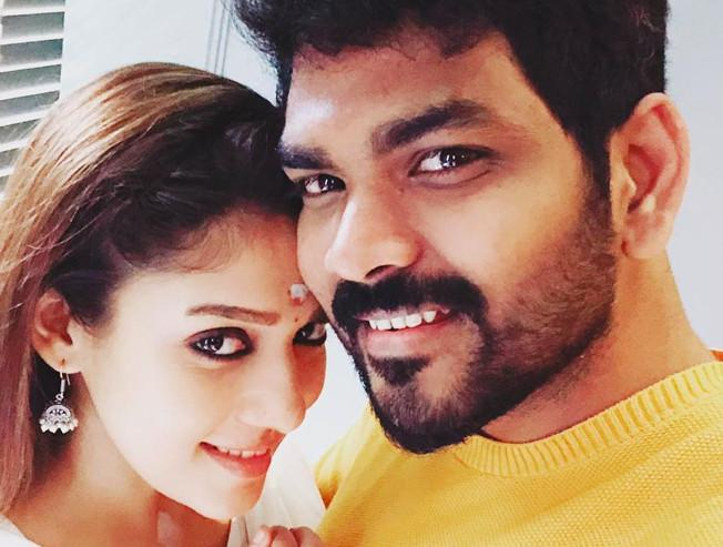 Vignesh ShivN and Nayanthara latest photo with Vignesh ShivN mother goes viral on social media