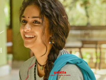 Keerthy Suresh starrer Penguin shooting completely wrapped - Tamil Movie Cinema News