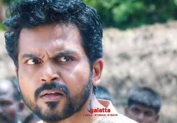 தம்பி படத்தின் ப்ரோமோ வீடியோ இதோ !- Latest Tamil Cinema News