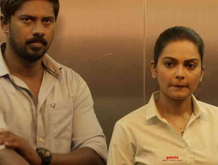 V1 Murder Case New Promo Ram Arun Castro Vishnupriya - Tamil Movie Cinema News