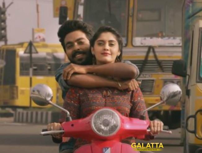 Adangathey Trailer Is Out Starring GV Prakash Surbhi Directed By Shanmugan Muthusamy
