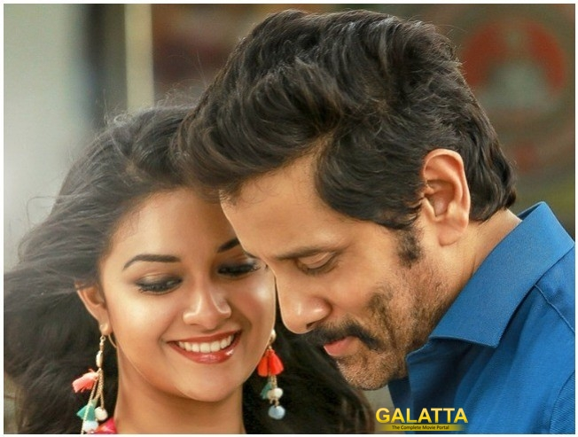Saamy Square Adhiroobaney Single To Be Released On July 10