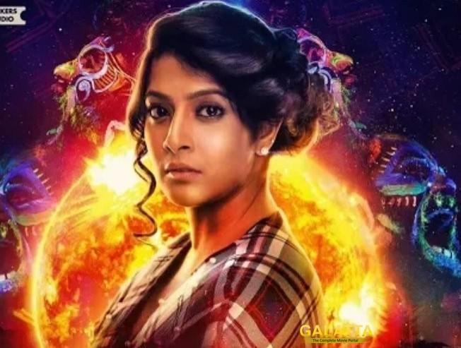 Exclusive: Varalakshmi Sarathkumar's song to be released on...
