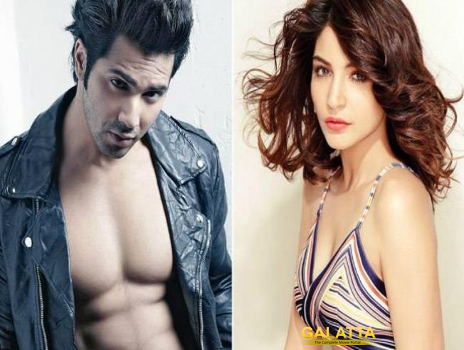 Varun And Anushka Are In The News Yet Again!