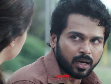 Karthi Jyotika starrer Thambi Official Trailer Dec 20 release - Tamil Movie Cinema News