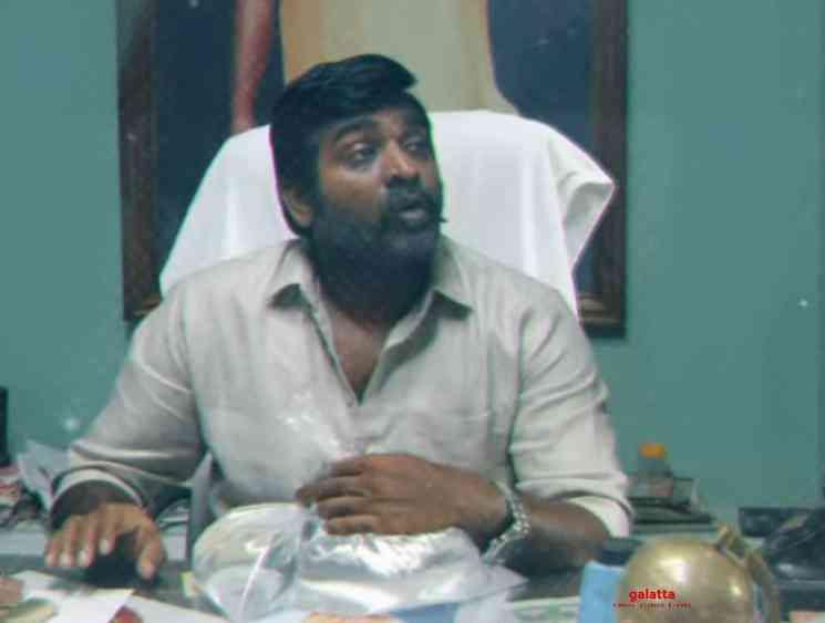 Nee Kannu Neeli Samudram song Vijay Sethupathi Uppena - Tamil Movie Cinema News
