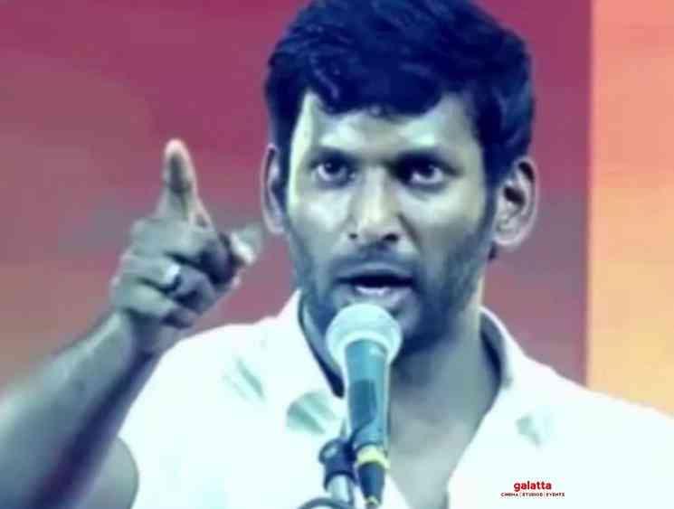 Why Mysskin walked out of Thupparivalan 2 Vishal reveals - Tamil Movie Cinema News