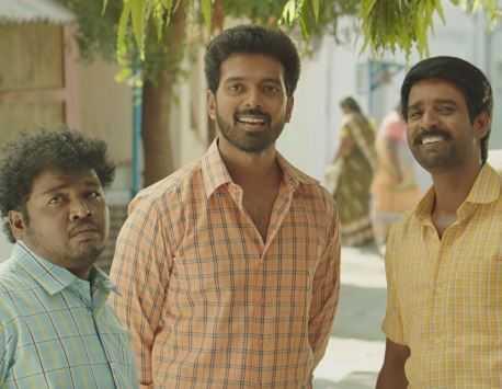 Vennila Kabaddi Kuzhu 2 movie video Vikranth Soori - Tamil Movie Cinema News