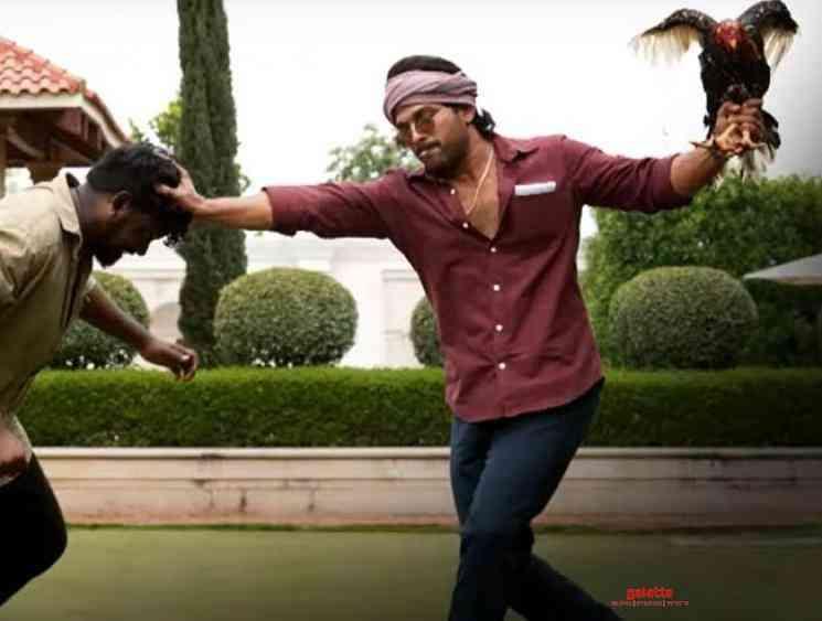 Allu Arjun Sittharala Sirapadu song video SS Thaman - Tamil Movie Cinema News