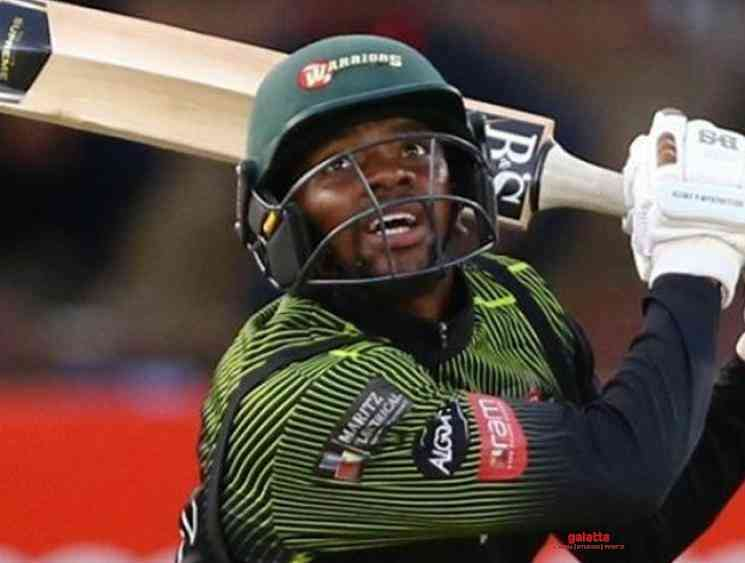South African cricket player Solo Nqweni positive gets corona - Tamil Movie Cinema News