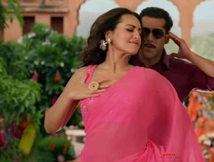 Dabangg 3 Yu Karke video song Salman Khan Sonakshi Sinha - Tamil Movie Cinema News