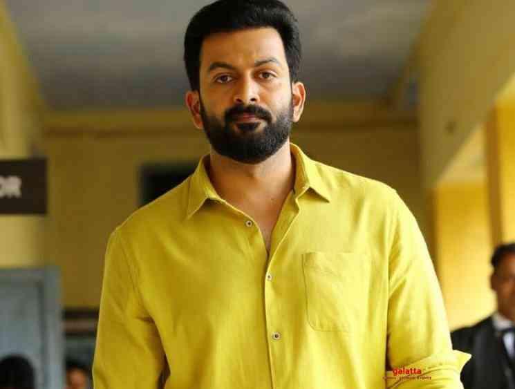 Prithviraj Sukumaran assures to do an interesting Tamil film soon - Malayalam Movie Cinema News
