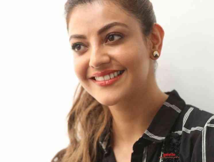 Kajal Aggarwal replaces Trisha in Chiranjeevi Archarya - Tamil Movie Cinema News