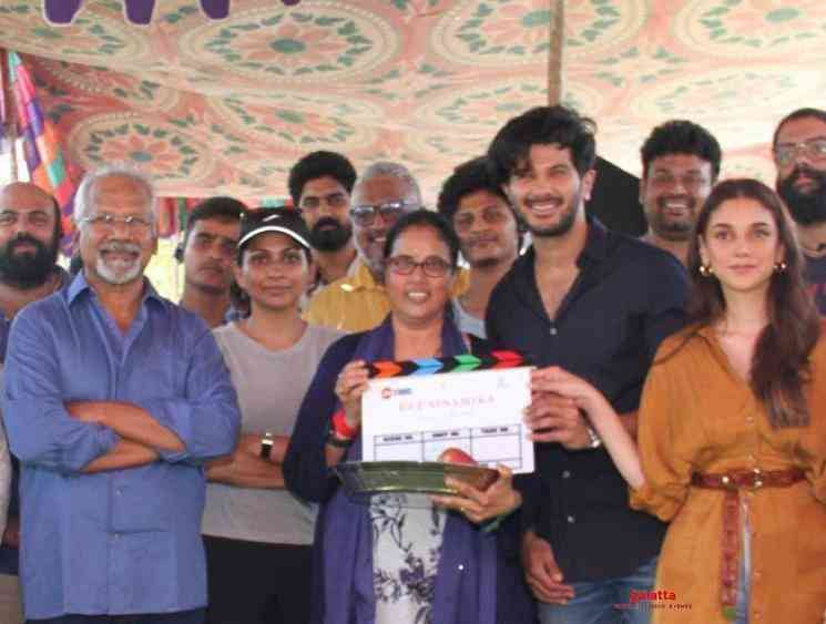 Hey Sinamika shoot suspended from March 19th - Tamil Movie Cinema News