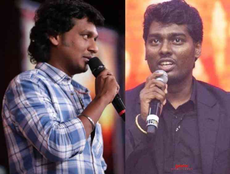 Master director Lokesh Kanagaraj praises Andhaghaaram movie Atlee - Tamil Movie Cinema News